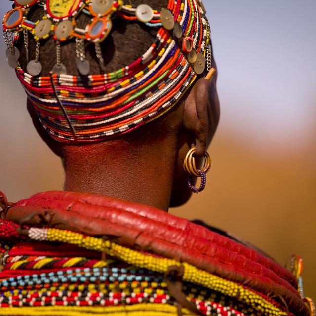 "African Baskets: TRIP DOWN MEMORY LANE: RENDILLE PEOPLE: AFRICA`S ""HOLDERS"