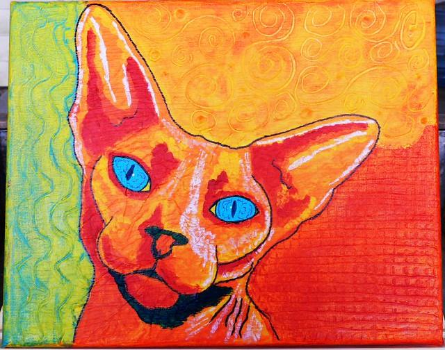 Pinkz Painting - RuthArt