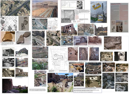 Rome, The Temple of Peace (1998-2011): Update - The excavations and related studies of the Temple of Peace & the Seat of the Praefectura - Forma Urbis Romae; and the new 'Medieval(?)' tombs of the 6th and the 11th century AD.