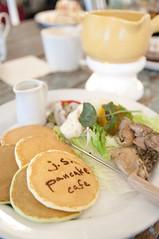 Cheese Fondue Pancake, J.S. Pancake Cafe, Aoyama