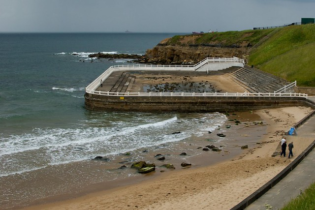 Open Air Swimming Pool Tynemouth Flickr Photo Sharing