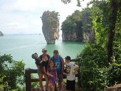 Tour da Phuket all'Isola di James Bond