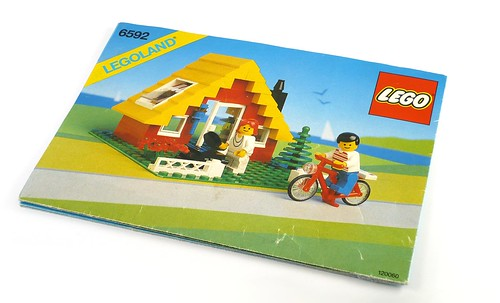 LEGO 6592 Vacation Hideaway ins01