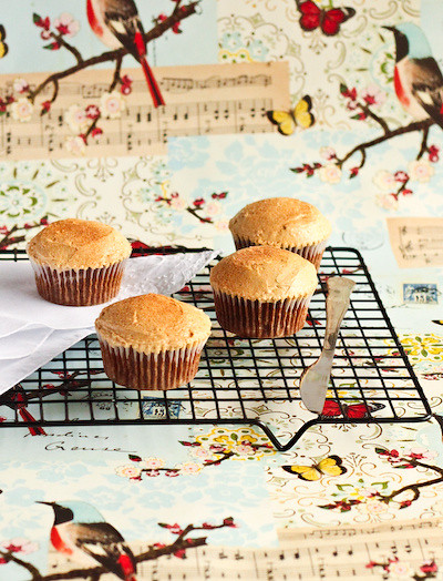 Spiced Apple Cupcakes with Maple Syrup Buttercream | Flickr - Photo ...