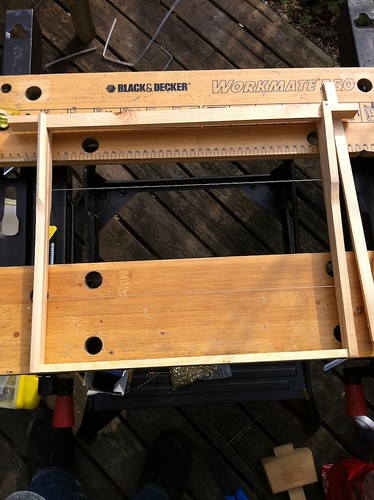 14 x 12 foundationless frames without wires!! - Beekeeping Forum