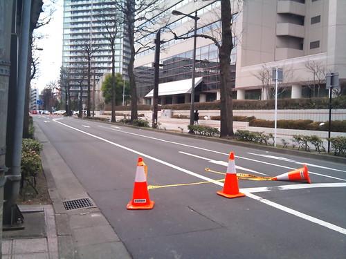 2011.03.14 東日本大震災@SS30前