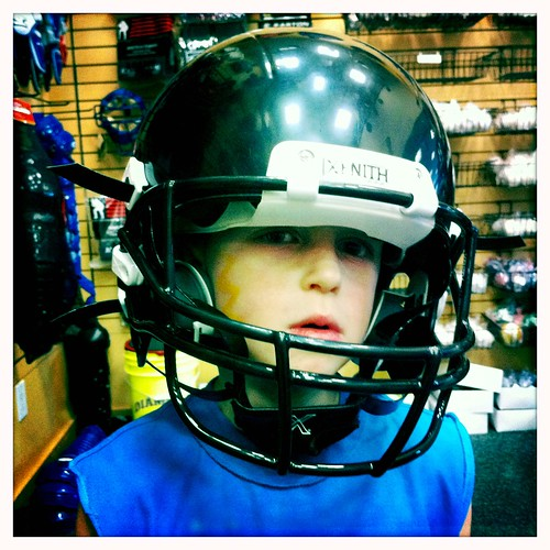 Football Helmet Cool