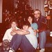 <p>Stephanie, Randy, his mom and dad, early 80`s.</p>