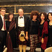 With friends at the Robbie Burns dinner