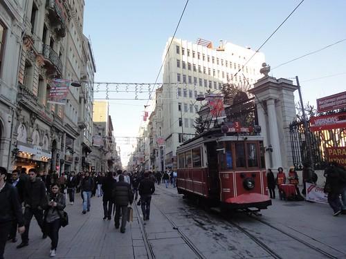 Istambul Taksim Istiklal Turquia