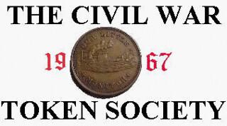 Civil War Token Society logo