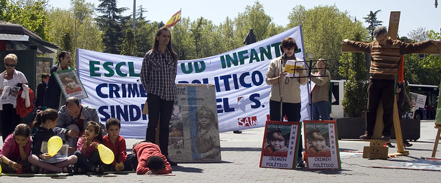 D a internacional contra la esclavitud infantil 11 - Tapiceros valladolid ...