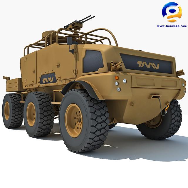 Click It Rv >> TMV 6x6 Military Vehicle | Flickr - Photo Sharing!
