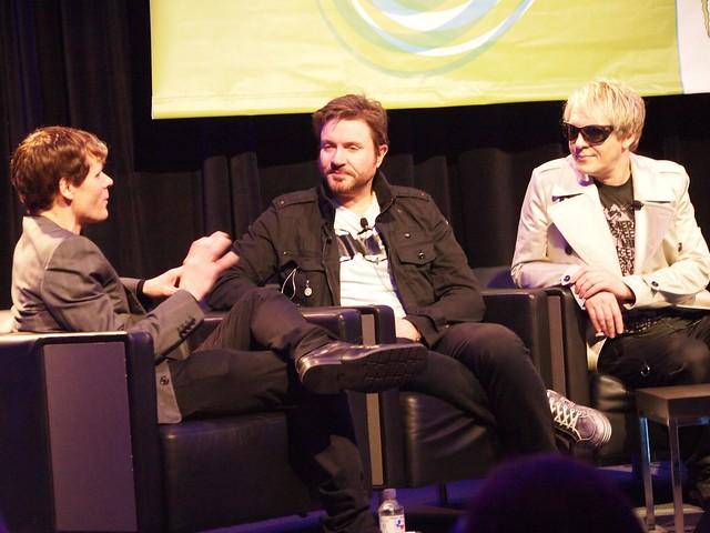 Header of Duran Duran