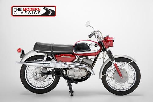 1963 Suzuki T250
