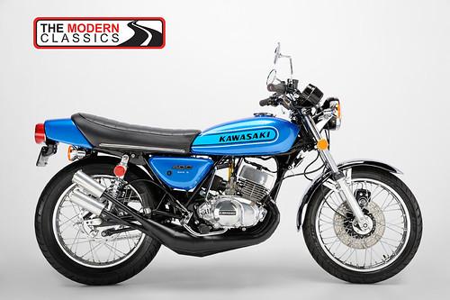 1974 Kawasaki S3 Triple