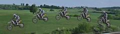 chronophoto motocross