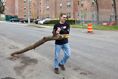 South End Earth Day 2011 - Albany, NY - 2011, Apr - 29.jpg by sebastien.barre