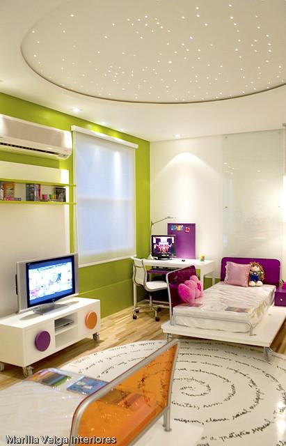 decoracao de interiores quartos de dormir:decoracao-de-interiores-quarto-criança-13