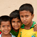 Kids at Lalbagh Fort - Dhaka, Bangladesh