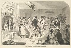 The dance after the husking