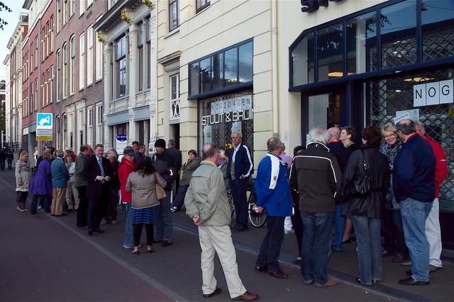 City walk, The Hague