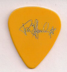 Troy's Picks (Kiss - Paul Stanley 1986 Reverse)