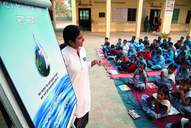 Water awareness