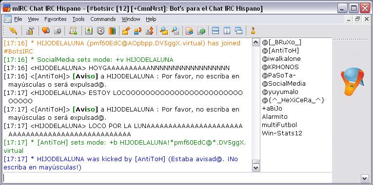 ¡Bienvenidos al Terra Chat España versión QuieroChat!