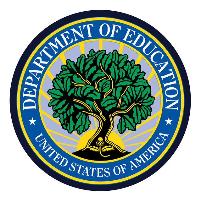 Department of Education Seal from Flickr via Wylio