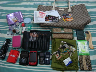 What's In My Bag 6/3/11