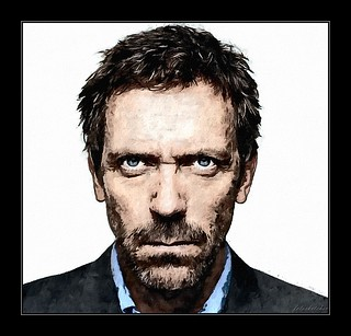 FotoSketcher - Dr House