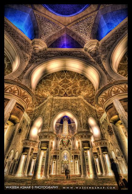 Sheikh Zayed Mosque - Amaizing Islamic Icon