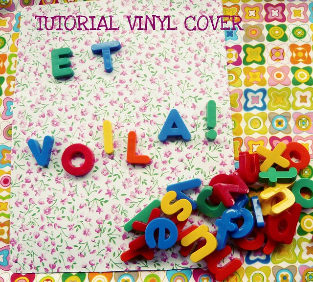TUTORIAL VINYL COVER