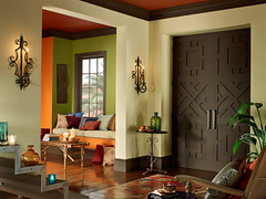 the world 39 s best photos of behr and orange flickr hive mind. Black Bedroom Furniture Sets. Home Design Ideas