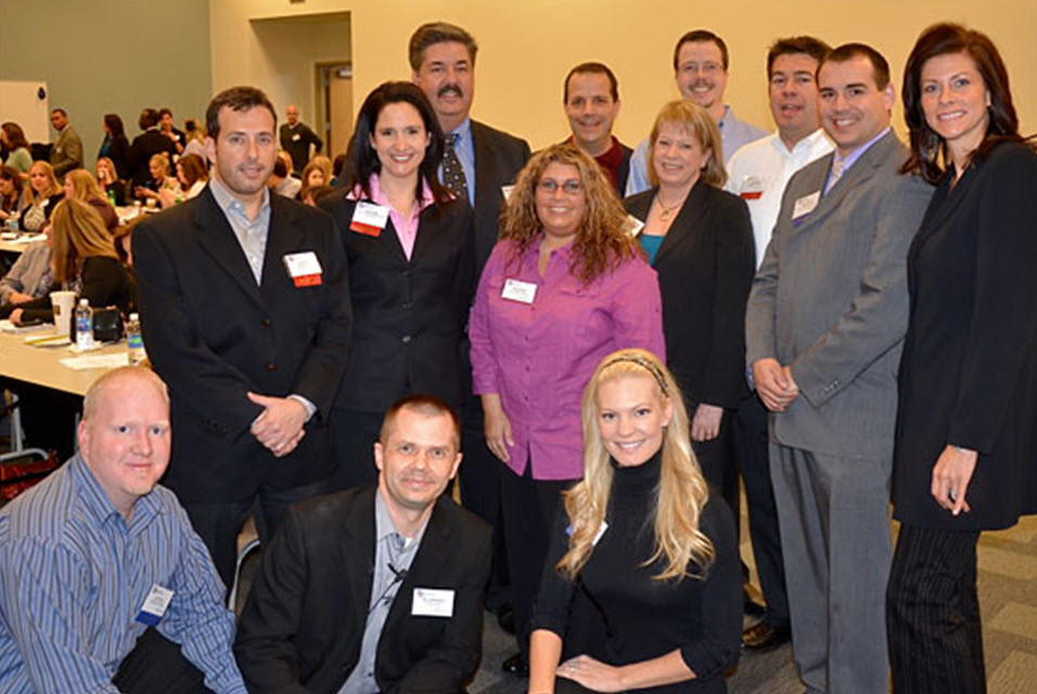 Minnesota Recruiters Group Photo