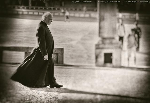 La oracion del sacerdote