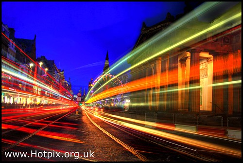 road street uk b st bulb night speed edinburgh long exposure shot traffic dusk united tripod fast tram kingdom smith tony princes setting trams speeding edimburgh hotpix tonysmith scotmand tonysmithhotpix hotpixcom tonysmithotpix