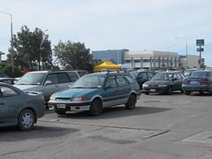 Plenty of carparks