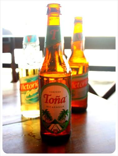 Nicaraguan beer