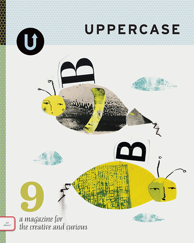 UPPERCASE magazine cover