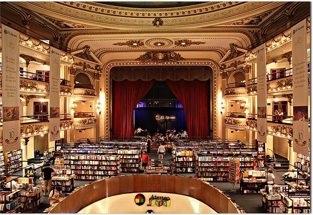 El Ateneo Grand Splendid - Buenos Aires, Argentina