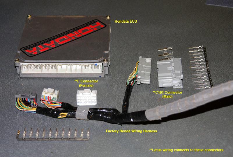 Lotus K24 Engine Swap    Widebody Build