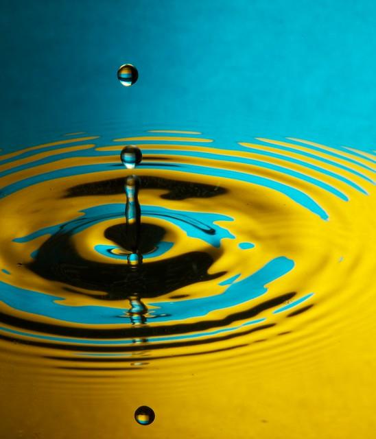 goutte d'eau BY D.F.N.