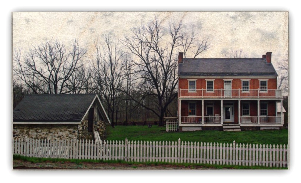 Josiah Benner Farmhouse -  Confederate Field Hospital