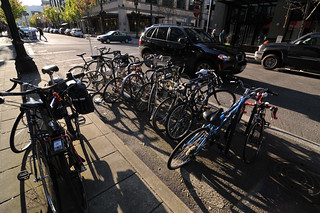 bike parking downtown-5