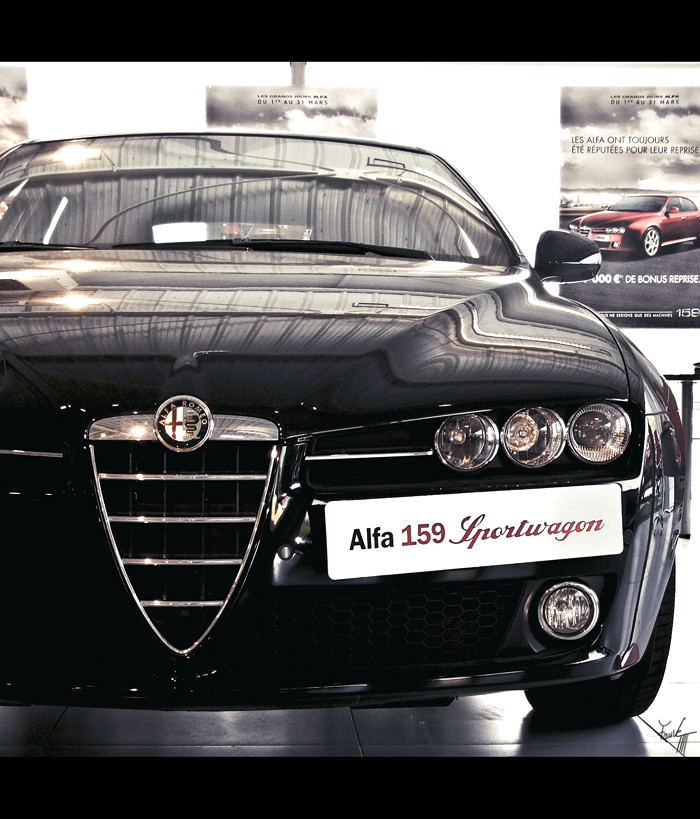 [PHOTO] Black Alfa
