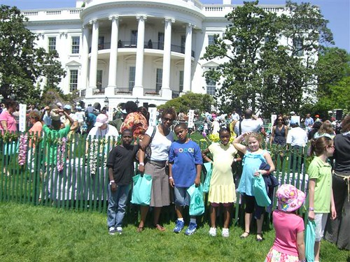 2011 White House Easter Egg Roll