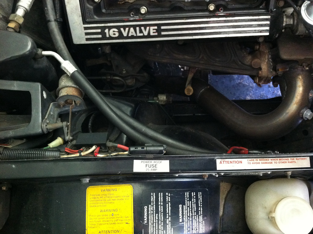 Convertible Top Stopped Working  Relays Click
