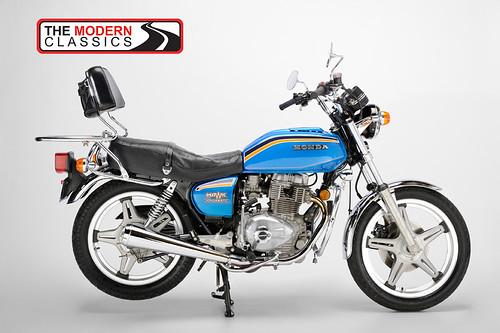 1978 Honda CB400A Hondamatic Hawk